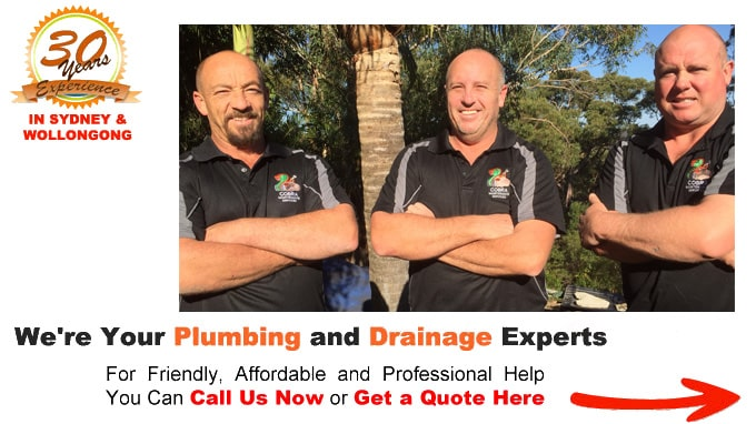 local plumbers wollongong